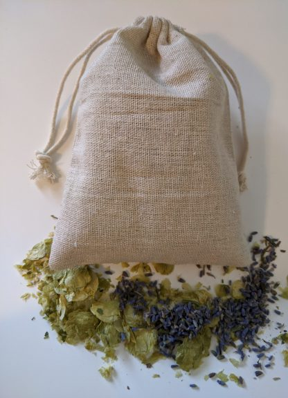 Hops and Lavender Pillow